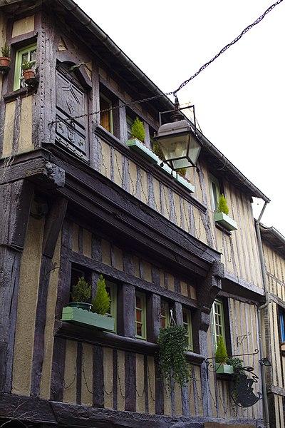 Photo du Monument Historique Maison situé à Dinan