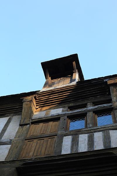 Photo du Monument Historique Maison dite du Gouverneur ou ancien château Ganne situé à Dinan