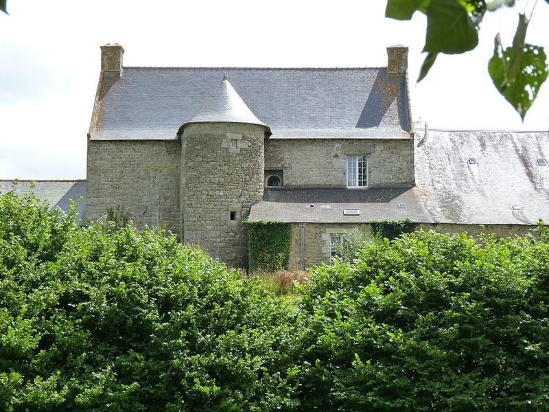 Photo du Monument Historique Manoir du Guermain situé à Le Foeil