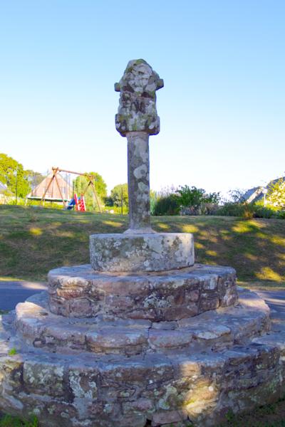 Photo du Monument Historique Vieux calvaire situé à Fréhel