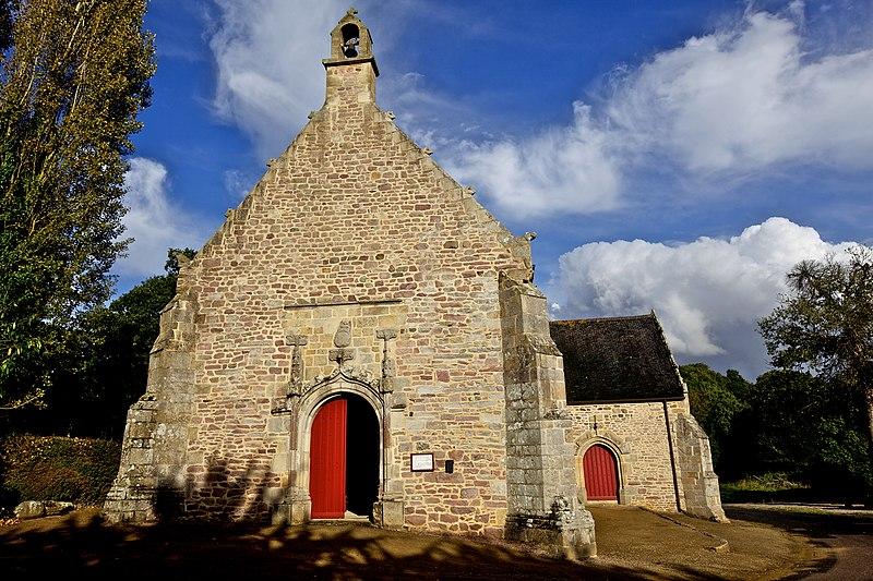 Photo du Monument Historique Chapelle Saint-Sébastien de Pléhérel situé à Fréhel