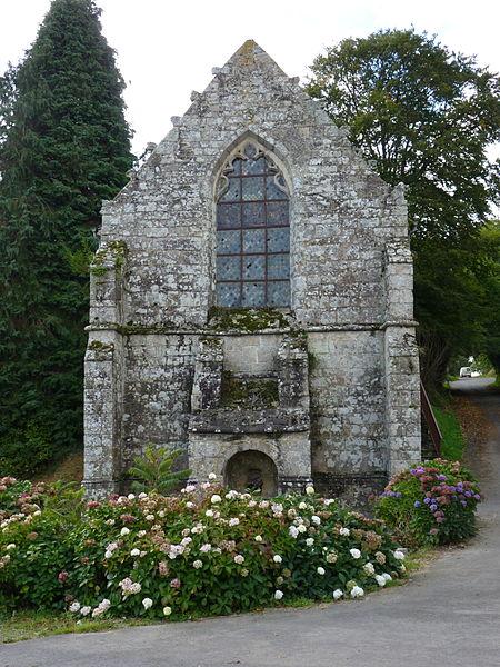Photo du Monument Historique Chapelle Saint-Nicolas situé à Gausson