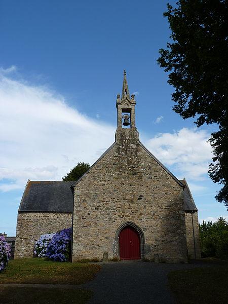 Photo du Monument Historique Chapelle Notre-Dame de Douarnec situé à Gommenec'h