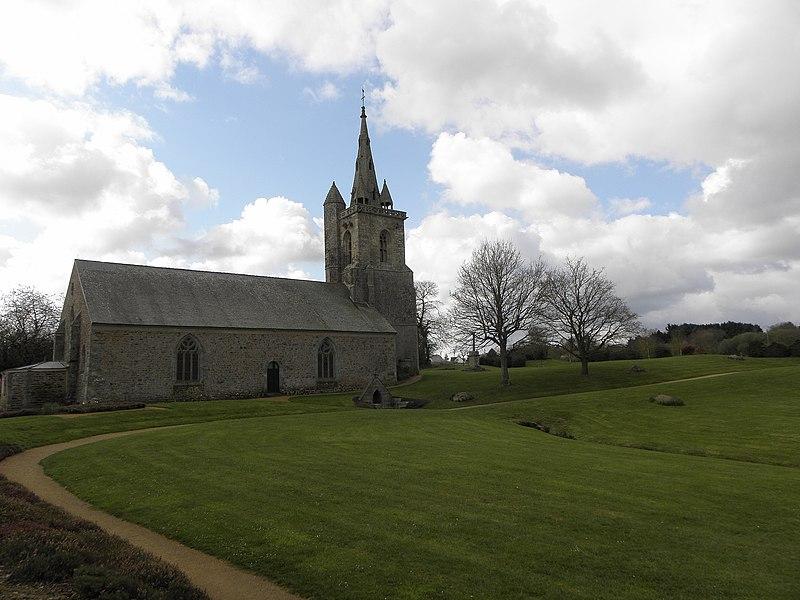 Photo du Monument Historique Chapelle Notre-Dame de l'Isle situé à Goudelin
