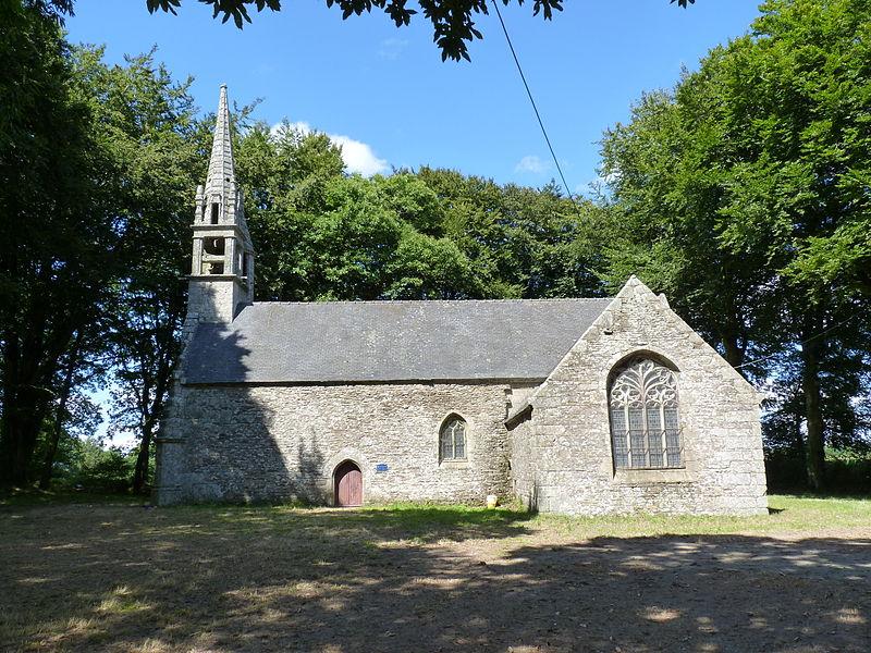 Photo du Monument Historique Chapelle Saint-Fiacre situé à Gurunhuel