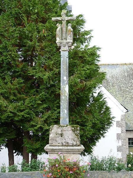 Photo du Monument Historique Croix situé à Hémonstoir