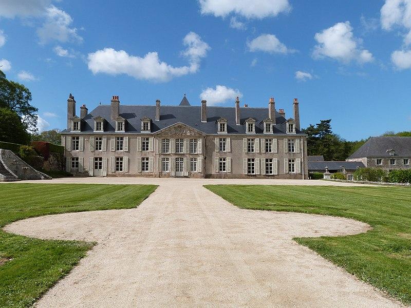 Photo du Monument Historique Château de Catuelan situé à Hénon