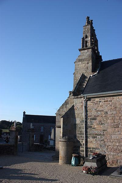 Photo du Monument Historique Eglise Notre-Dame situé à Kerfot