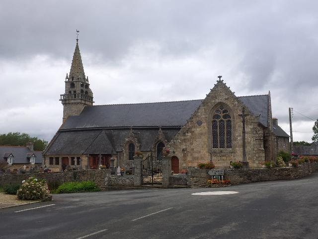 Photo du Monument Historique Eglise Saint-Maudez situé à Landebaëron