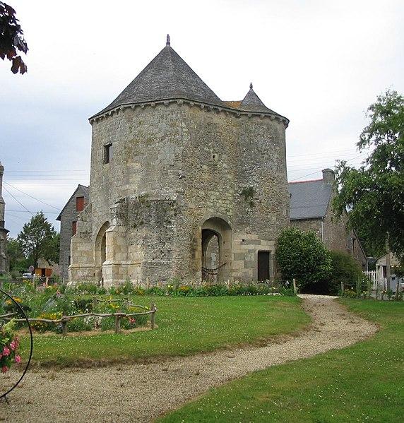 Photo du Monument Historique Ancienne église, actuellement chapelle Sainte-Eutrope situé à Langourla