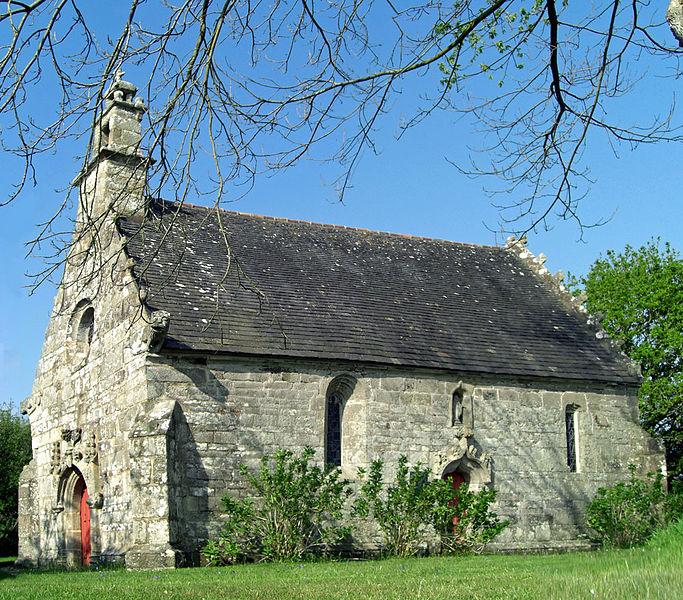 Photo du Monument Historique Chapelle de la Salle situé à Lanmérin