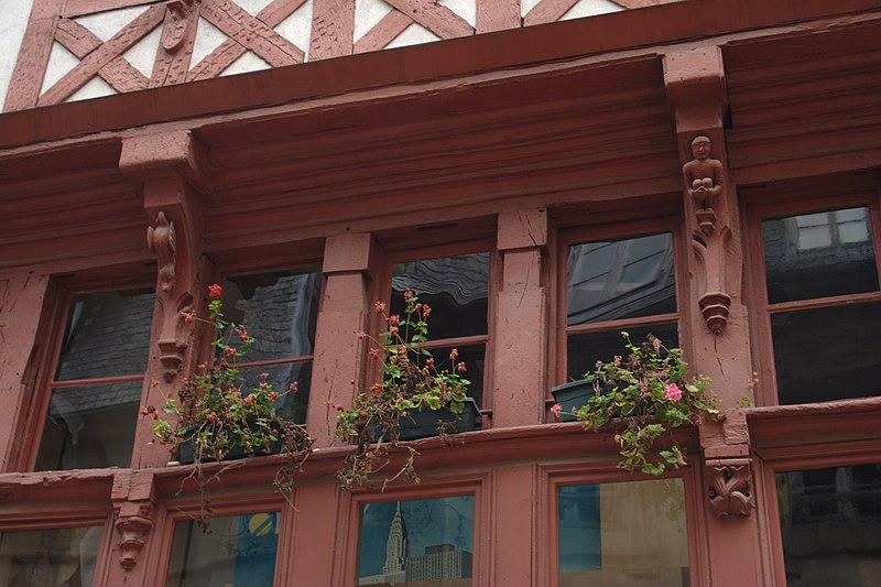 Photo du Monument Historique Maison du 16e siècle situé à Lannion