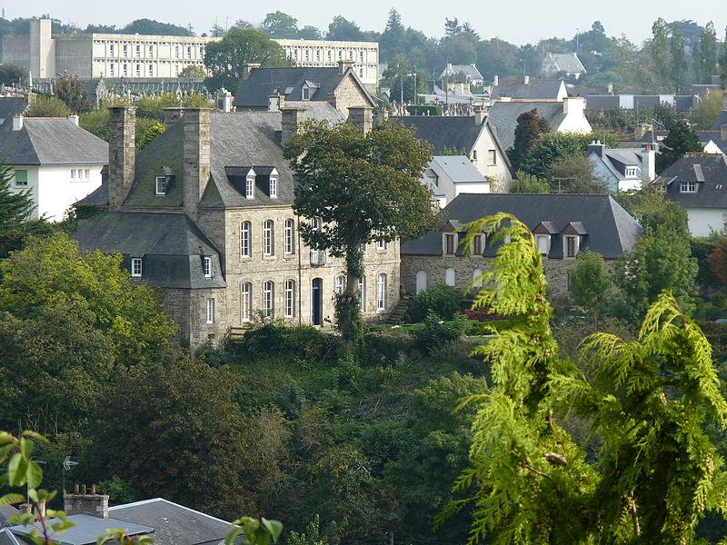 Photo du Monument Historique Manoir de Crec'h Ugien situé à Lannion