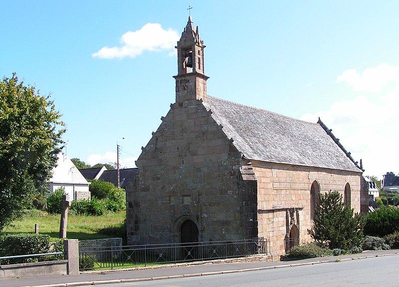 Photo du Monument Historique Chapelle Saint-Roch situé à Lannion