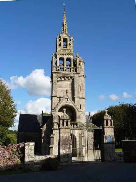 Photo du Monument Historique Chapelle Notre-Dame-de-Pitié situé à Lanvellec