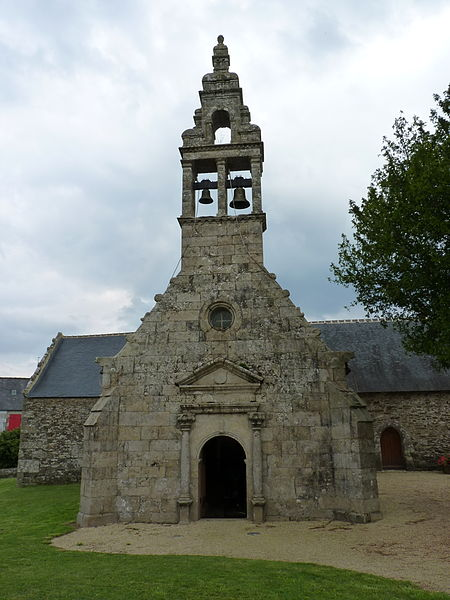 Photo du Monument Historique Chapelle du Dresnay situé à Loguivy-Plougras