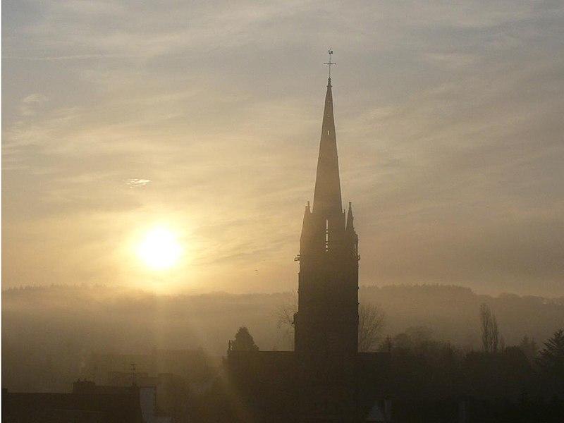 Photo du Monument Historique Eglise Saint-Emilion situé à Loguivy-Plougras