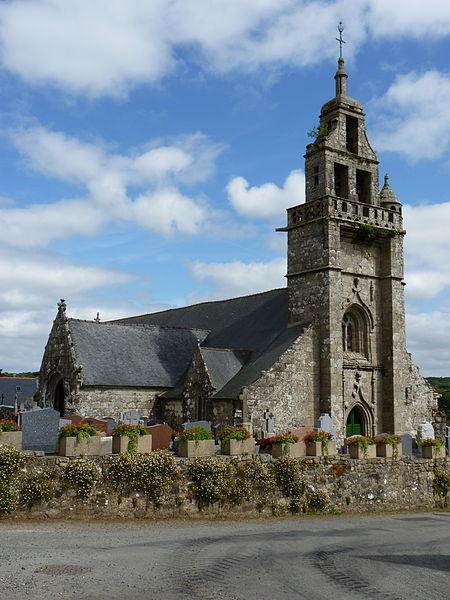 Photo du Monument Historique Eglise Saint-Judoce situé à Lohuec