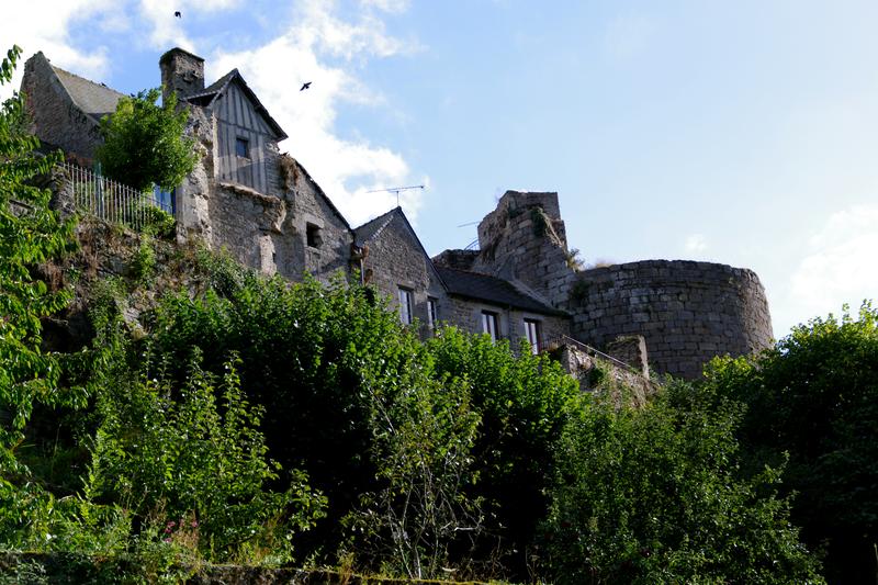 Photo du Monument Historique Tour Mognet situé à Moncontour