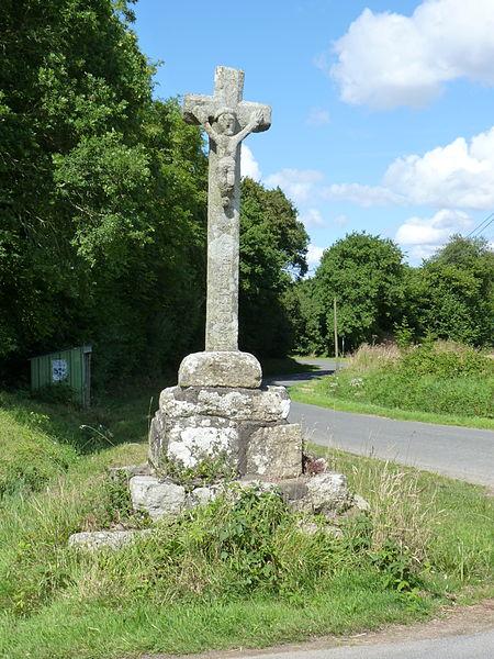 Photo du Monument Historique Croix situé à Moustéru