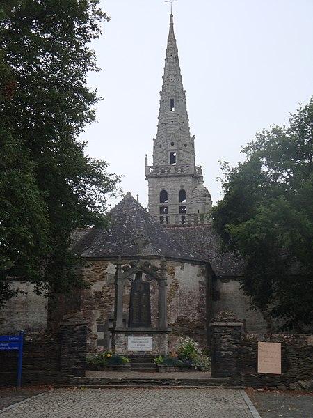 Photo du Monument Historique Chapelle Sainte-Suzanne situé à Mûr-de-Bretagne