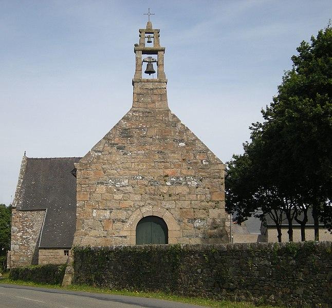 Photo du Monument Historique Chapelle Notre-Dame de Kergrist situé à Paimpol