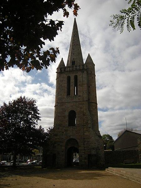 Photo du Monument Historique Ancienne église situé à Paimpol