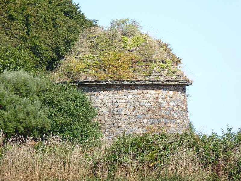Photo du Monument Historique Manoir de Kerbelven situé à Penvénan