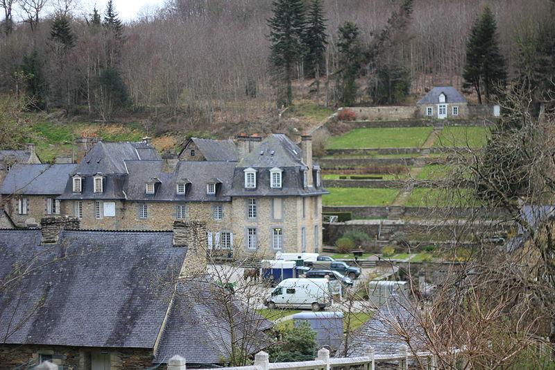 Photo du Monument Historique Anciennes forges des Salles (également sur commune de Sainte-Brigitte, dans le Morbihan) situé à Perret
