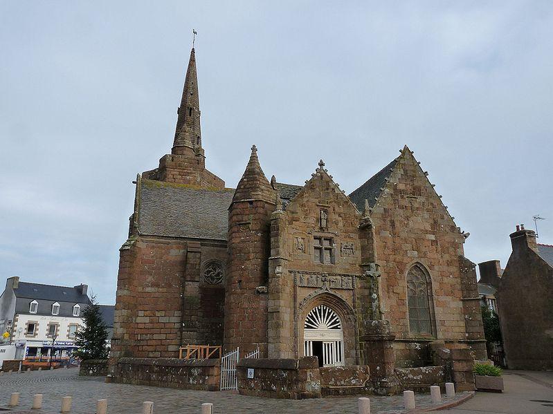 Photo du Monument Historique Chapelle de Notre-Dame de la Clarté situé à Perros-Guirec