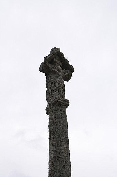Photo du Monument Historique Croix du cimetière situé à Plancoët
