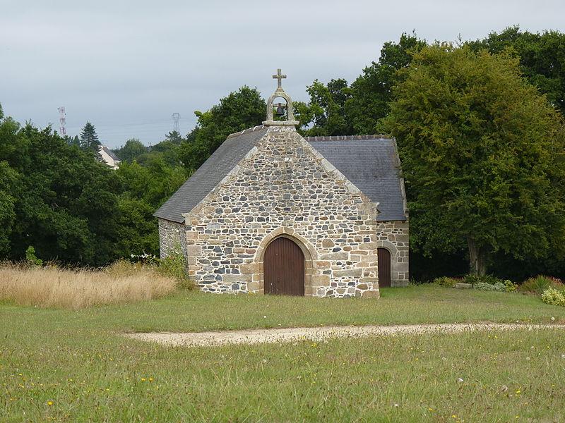 Photo du Monument Historique Chapelle de Créhac situé à Plédran