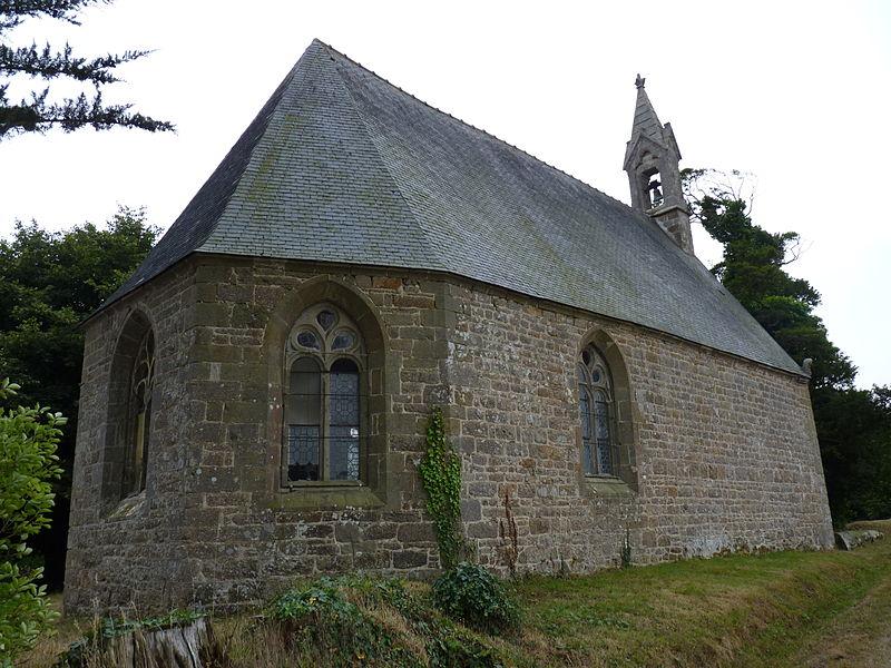 Photo du Monument Historique Chapelle Saint-Nicolas de Craffault situé à Plédran