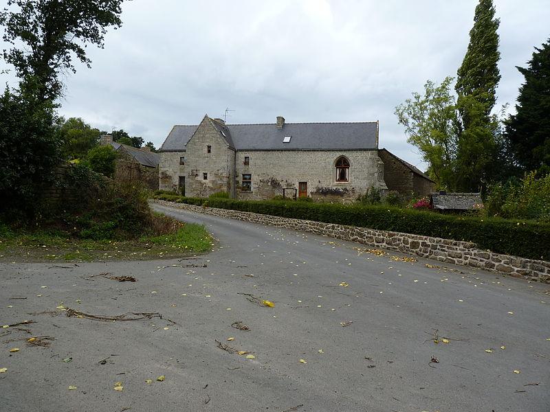 Photo du Monument Historique Manoir de Vauclerc situé à Plémy