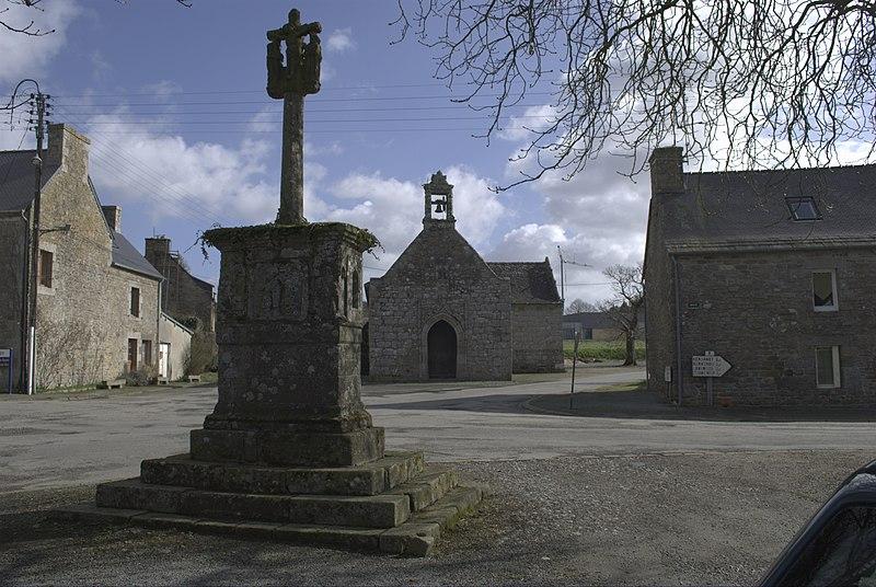 Photo du Monument Historique Chapelle Saint-Yves situé à Plésidy