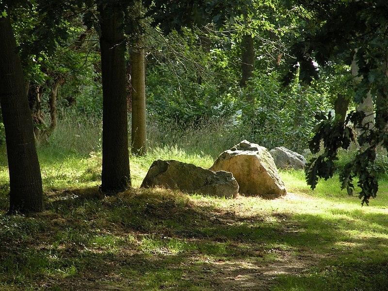 Photo du Monument Historique Alignements des Rochers situé à Pleslin-Trigavou