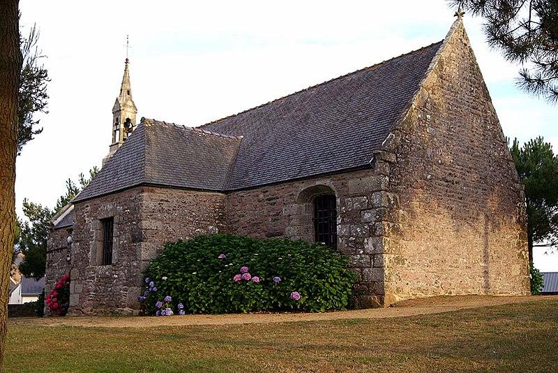 Photo du Monument Historique Chapelle Sainte-Barbe situé à Plestin-les-Grèves