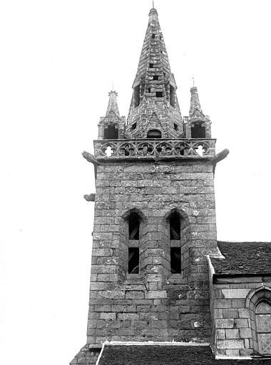 Photo du Monument Historique Eglise Saint-Efflam situé à Plestin-les-Grèves