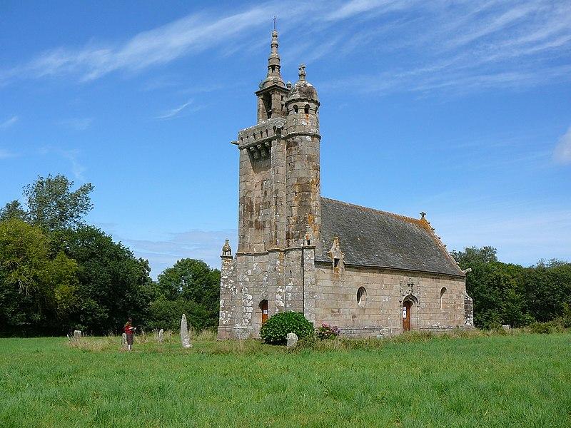 Photo du Monument Historique Chapelle de Saint-Samson situé à Pleumeur-Bodou