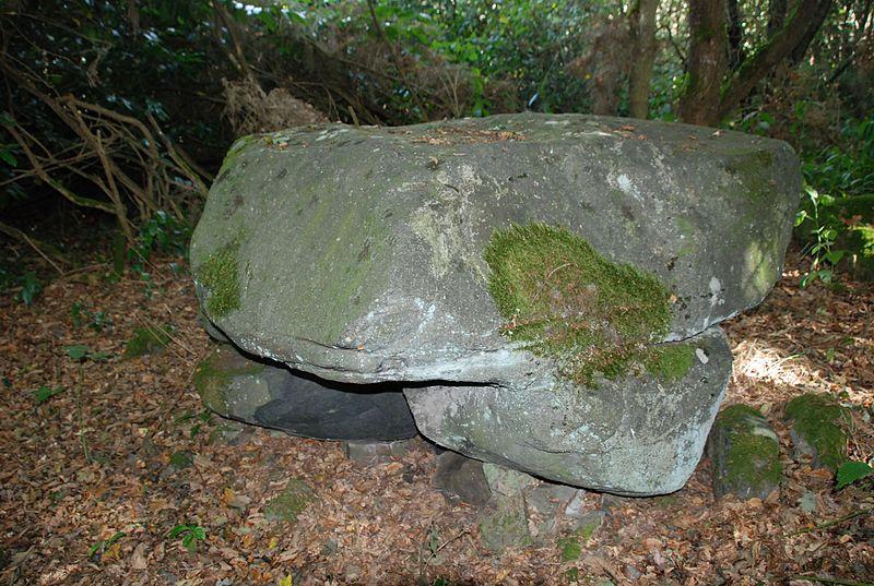 Photo du Monument Historique Polissoir situé à Plouagat