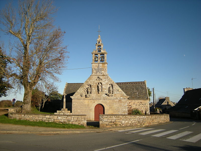 Photo du Monument Historique Chapelle de Perros-Hamon situé à Ploubazlanec