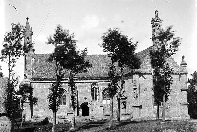 Photo du Monument Historique Chapelle de Kerfons-en-Kerfaouës situé à Ploubezre