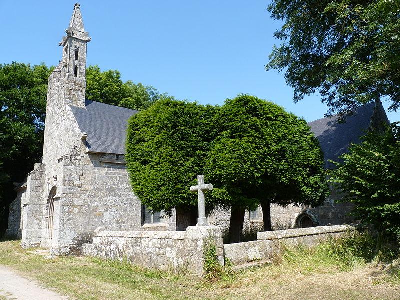 Photo du Monument Historique Chapelle Saint-Fiacre de Runefau situé à Ploubezre