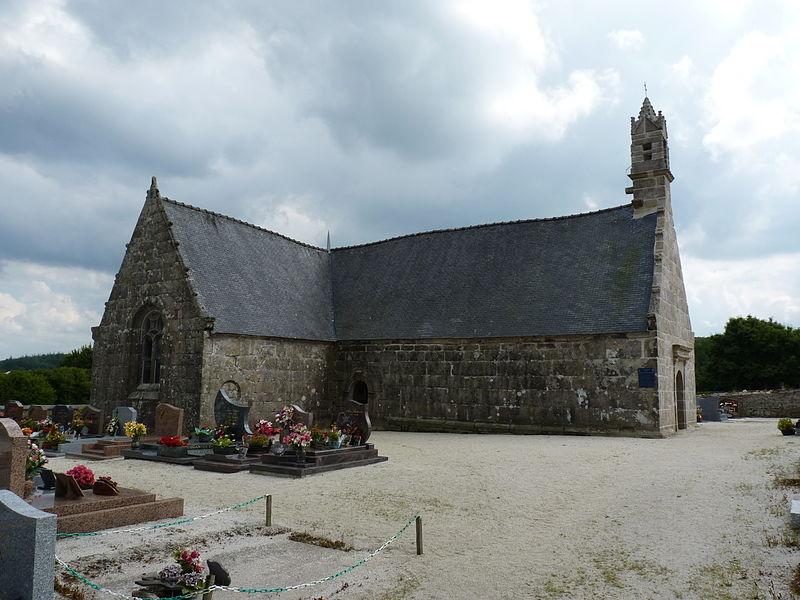 Photo du Monument Historique Chapelle Saint-Gonéry situé à Plougras