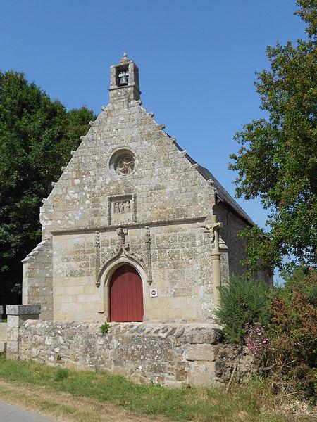 Photo du Monument Historique Château de Kéralio situé à Plougrescant