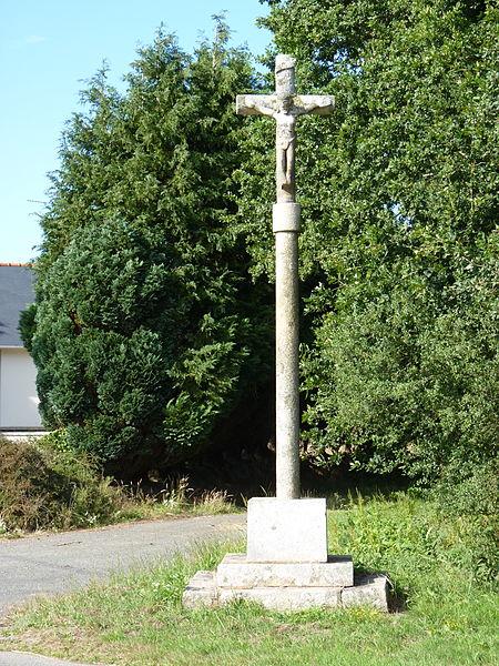 Photo du Monument Historique Croix du 18e siècle situé à Plouha