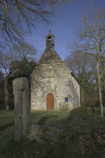 Photo du Monument Historique Chapelle Saint-Antoine situé à Plouisy