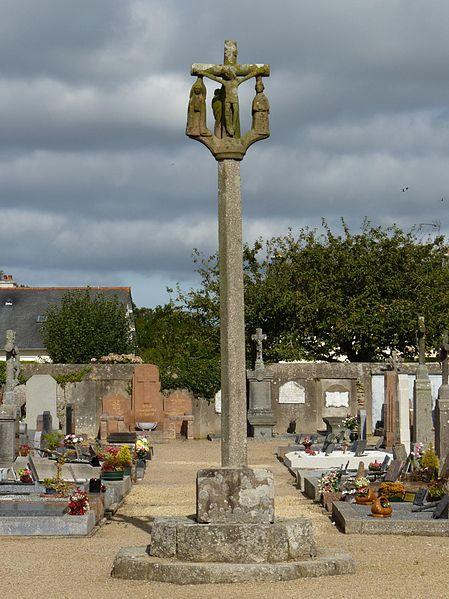 Photo du Monument Historique Calvaire du 18e siècle situé à Ploumilliau