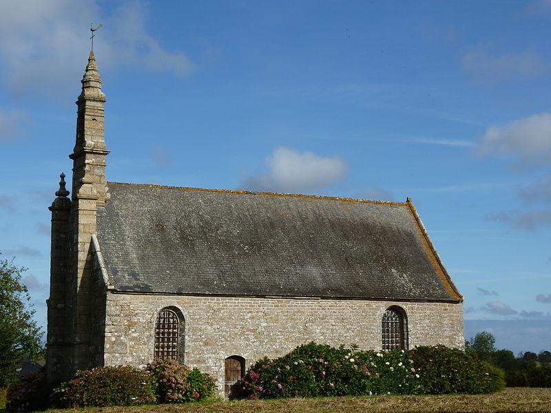 Photo du Monument Historique Chapelle Saint-Cado situé à Ploumilliau