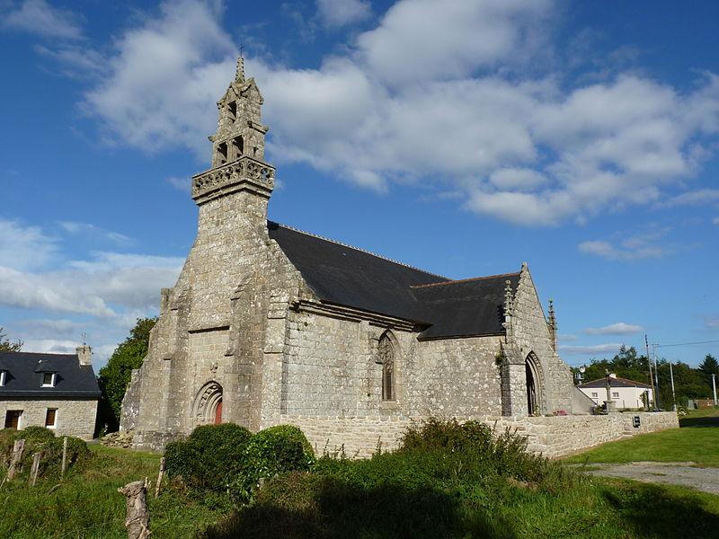 Photo du Monument Historique Chapelle de Keramanac'h situé à Plounévez-Moëdec